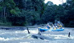 Brazil Rafting - Larsen's Adventure Travel magazine