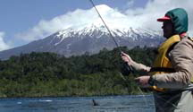 Chile Osorno Volcano - Larsen's Adventure Travel magazine