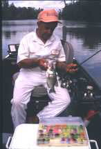 Louisiana Crappie - Adventure Travel magazine