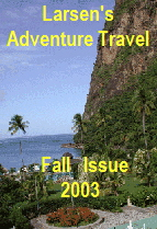 Larsen's Adventure Travel - Fall 2003
