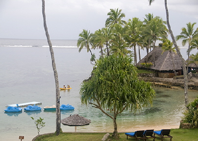 Fiji Warwick Resort