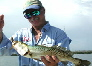 Trout guide Mark Nichols, DOA Lures